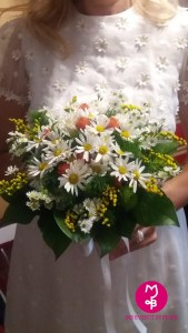 MB Eventi in fiore a Roma - Porta fedi da sposa 01
