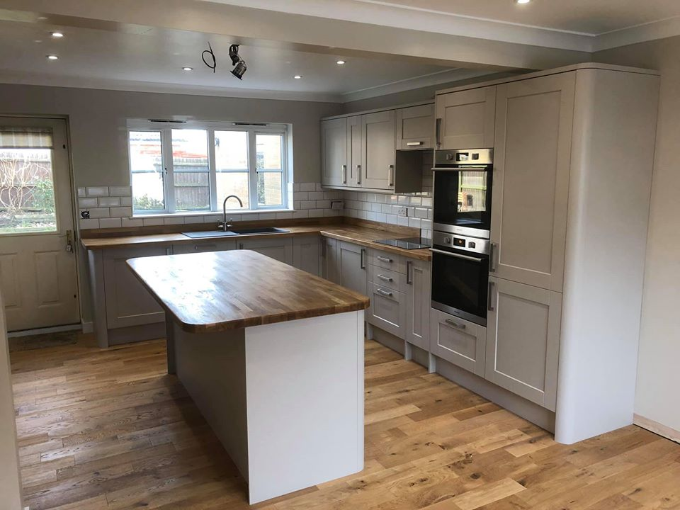 Kitchen Fitters In Essex M Beynon Property Maintenance