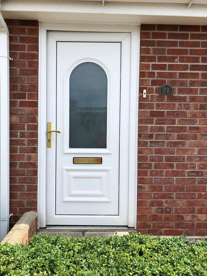 Windows Doors and Conservatory installations in Essex door installation in essex clacton