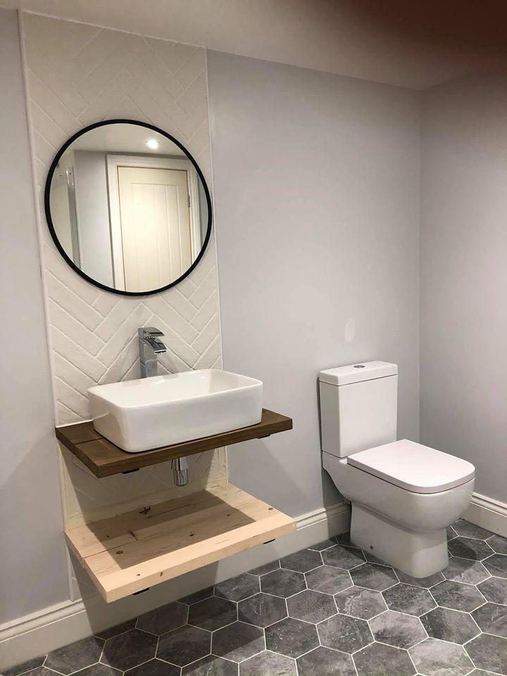 bathroom installations in essex clacton