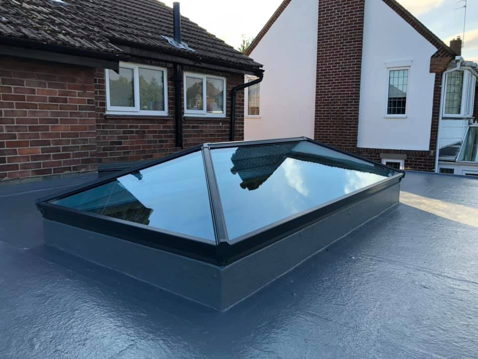 roof lanterns installations in essex harwich