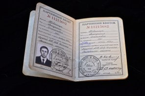 Communist Party Membership Book