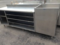 Commercial Stainless Steel Table with a Drawer - MB Food ...