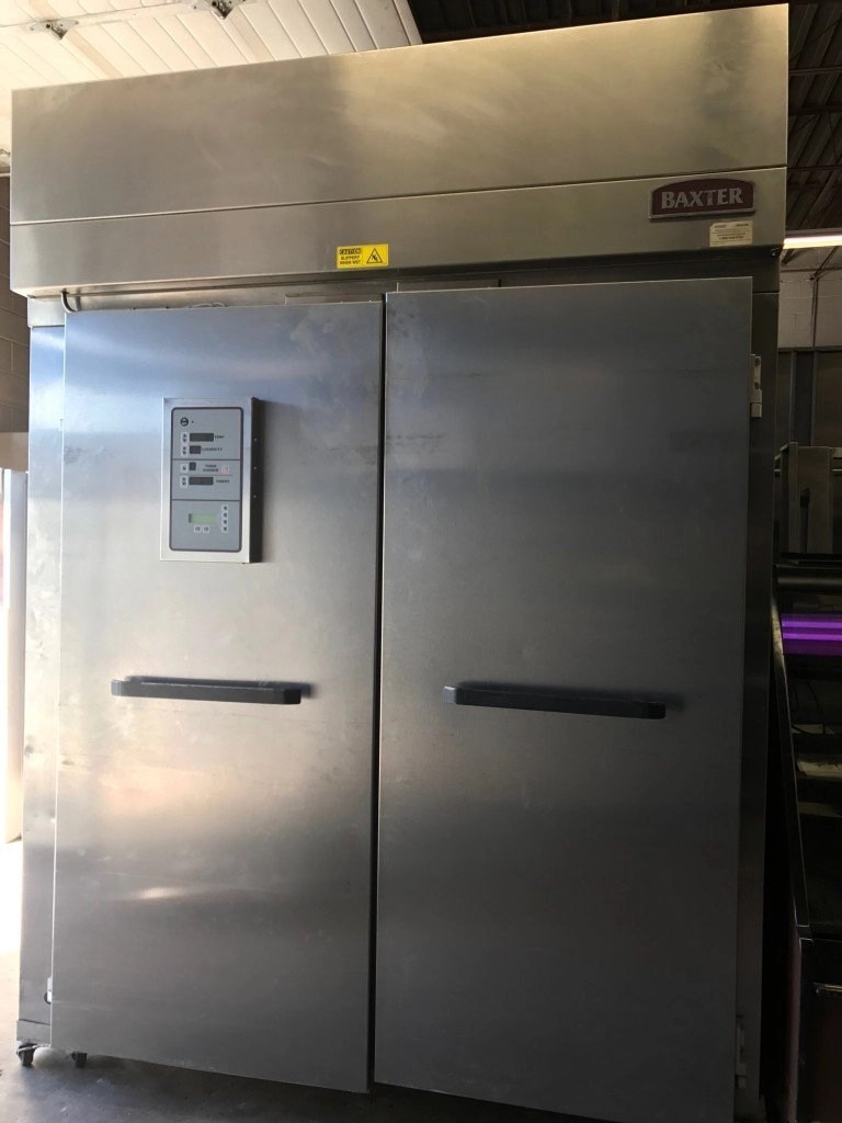 Baxter RPW2S Double Roll In Retarder  Proofer Cabinet  MB Food Equipment
