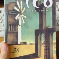ICO – Castle in the Mist – o livro