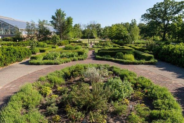 gardens matthaei