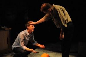 Daniel Arnold and Anthony F. Ingram. Photo by Damon Calderwood.