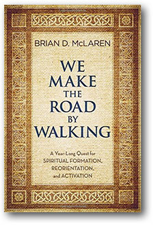 Books-Walking-road