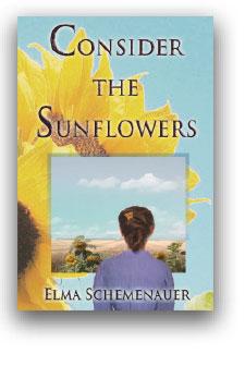 Books-sunflowers