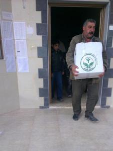 CFGB-Syria FDCD MCC