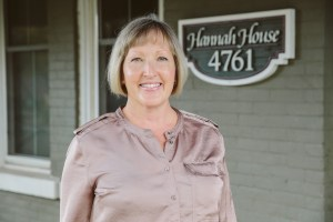 Hannah House executive director Cheryl Plett. Photo credit Drew Unruh, Made By Frame