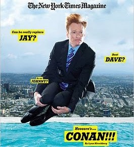 Conan O'Brien on Entertainment (and Life)