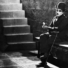 Death, Loneliness and Beauty - According to Charlie Chaplin (Simul Justus...)