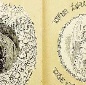"""Charles Dickens' <i>Other</i> Christmas Ghost Story: """"The Haunted Man"""""""