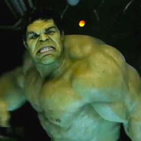 When Happiness Stalks You: Get Huge Like The Hulk!