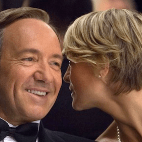 Hell's Capital: Watching Season One of House of Cards
