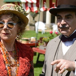 Brief Thoughts on the Great, Soon-to-Be-Late <i>Poirot</i>