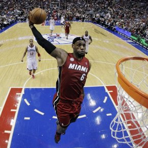 LeBron James and His Freedom