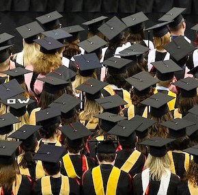 Graduating From Regret