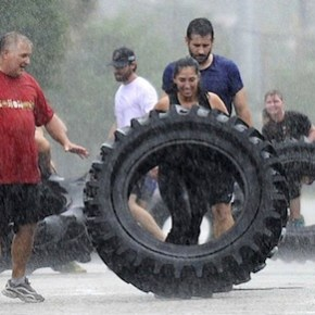 House of Yoga, Church of CrossFit: Filling the Spiritual Void With Exercise