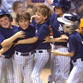 Youth Travel Baseball & Running from the Rules to the Communion Table