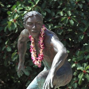 Mele no Duke Kahanamoku, or the Distance Between Who You Are and Who People Think You Are