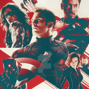 To the End of the Line: Captain America: Civil War and the Demands of Love