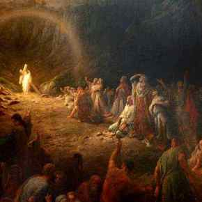 Between Death and Resurrection... He Descended Into Hell