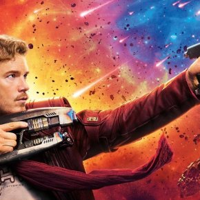 The Father You Have, Not the Father You Want: Cross and Glory in <i>Guardians of the Galaxy Vol. 2</i>