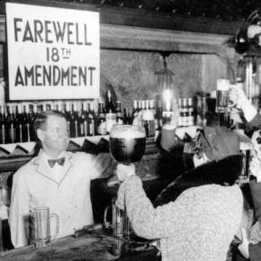 Prohibition (Mostly) Does Not Work