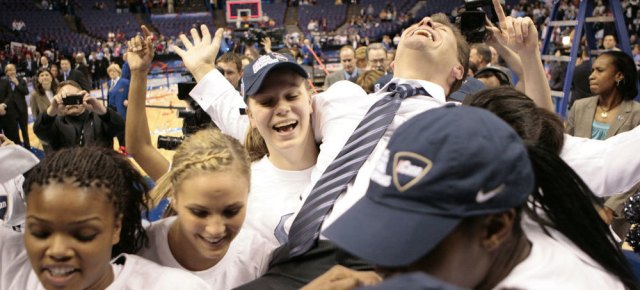 Geno Auriemma and the Tyranny of…Wait, Didn't We Just Do This?
