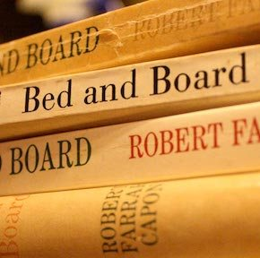 The First Chapter of Bed and Board by Robert Farrar Capon - New Edition Available Now!