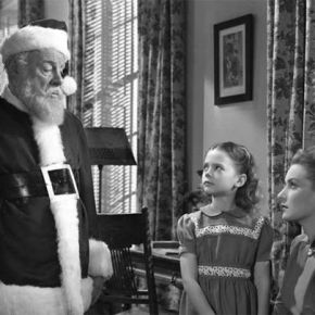 Putting the Santa Back in Christmas (Movies)