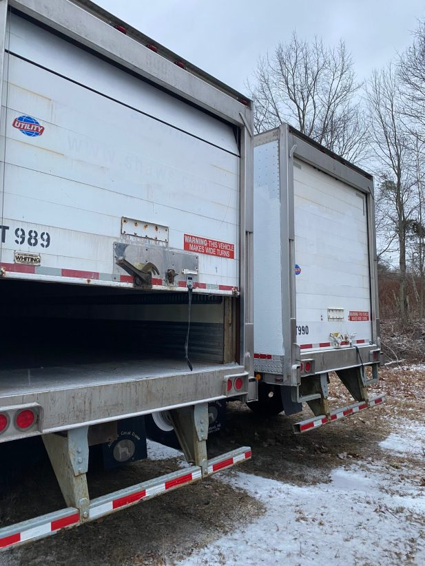 Insulated 48ft Trailers 3