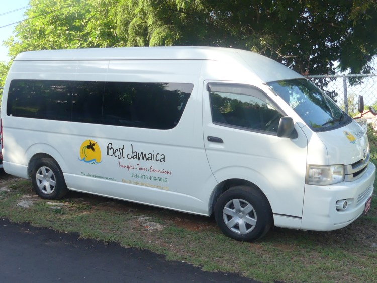 Best Airport Shuttle Service from Montego Bay Airport to Iberostar Suites.