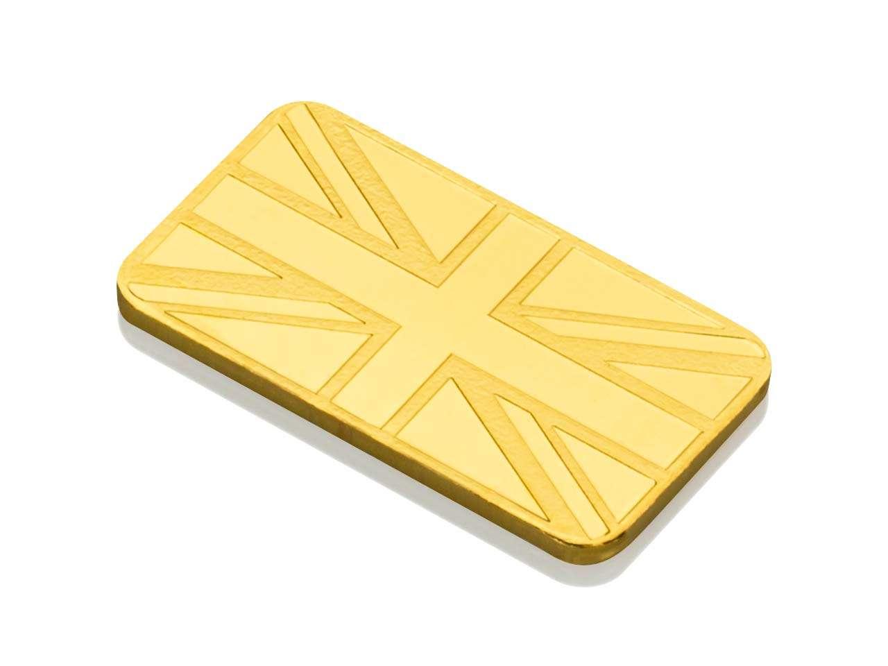 10 GRAM FINE GOLD BAR
