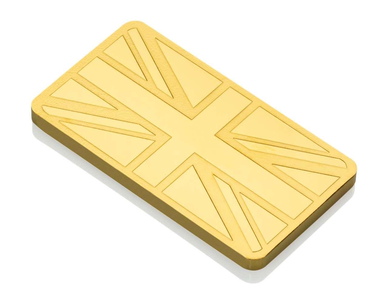 100 GRAM FINE GOLD BAR