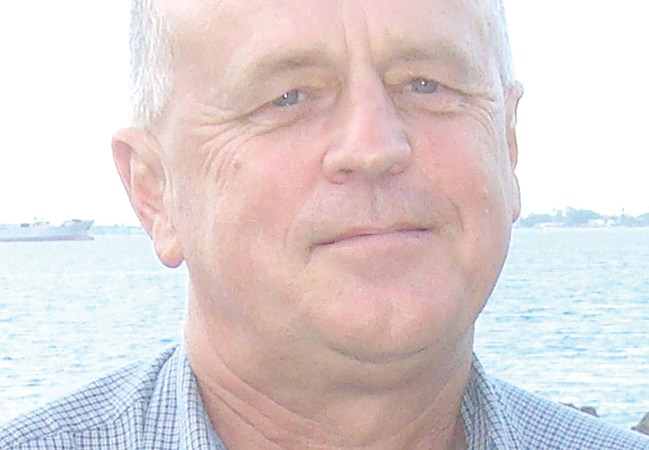 Hurry departs with forceful message BY GIFF JOHNSON, Marshall Islands Correspondent
