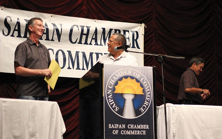 Saipan Chamber of Commerce welcomes three new members BY DAISY DEMAPAN, Saipan Correspondent