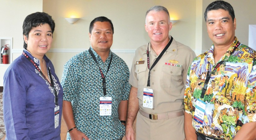 Alliance meets on Pacific security status