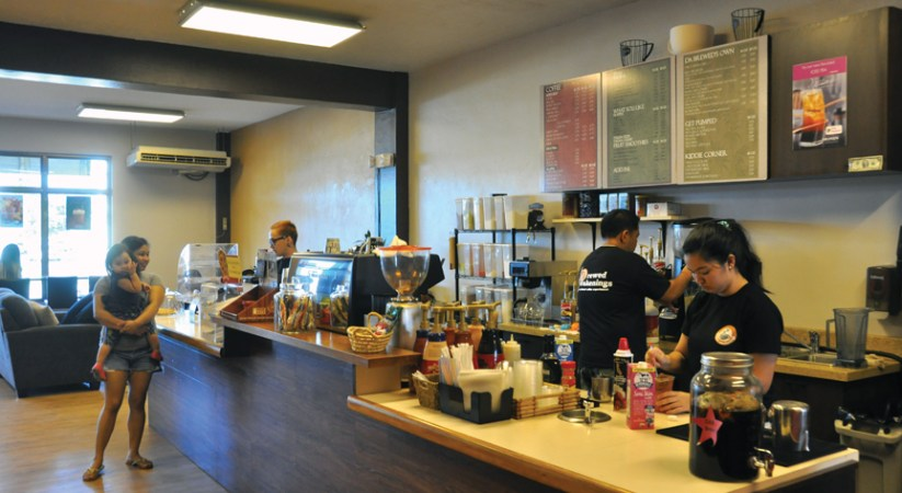 Social media gives coffee shop an early jolt of business