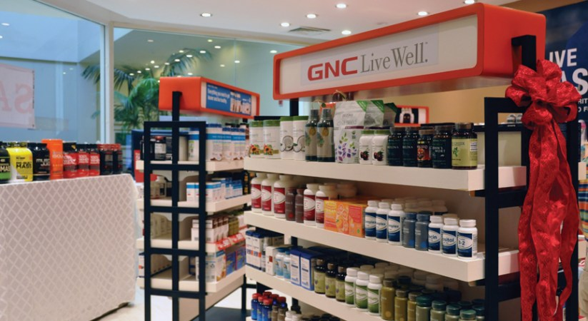 GNC owners open new vitamin and supplement shop