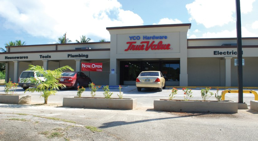 YCO Hardware relocates to Beach Road