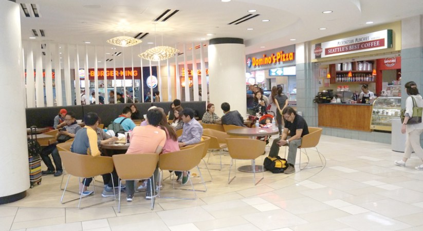 Food courtship: Airport developing RFP package for new F&B vendors