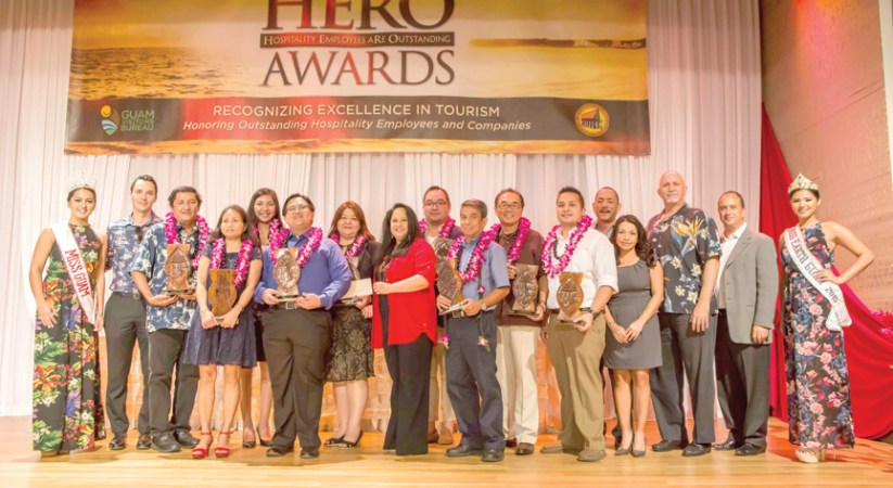 GVB honors outstanding hospitality employees