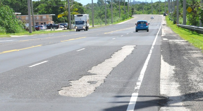A bumpy road: DPW to address Route 1 paving issues