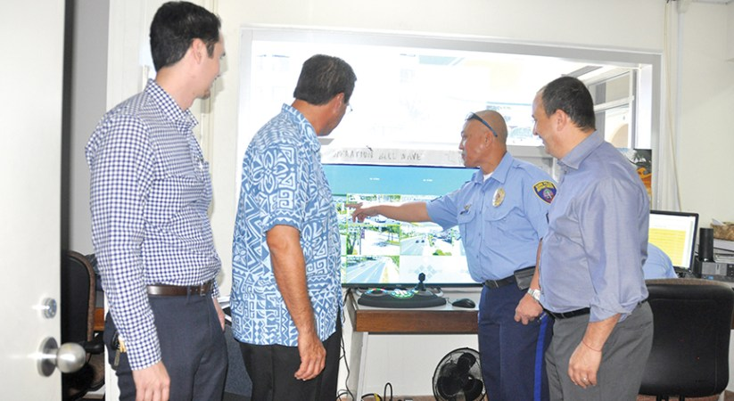 Safety and beautification in Tumon top priorities for GVB