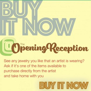 description of how to buy jewelry off an artist