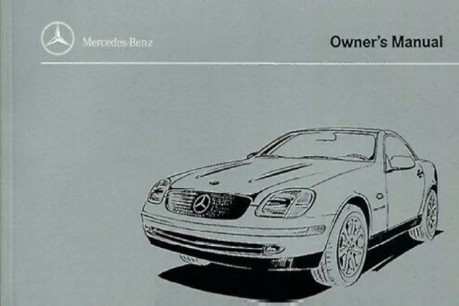 Mercedes Benz 170 R170 SLK Service Repair Manuals