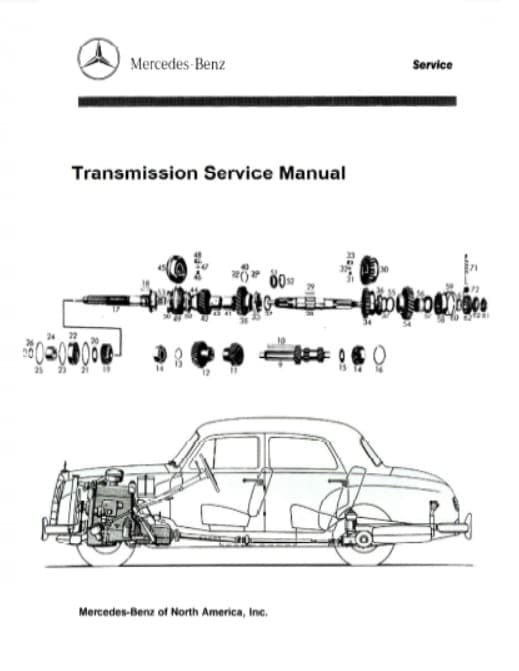 1959 Mercedes 220s Wiring Diagram. 220 Volt Diagram, 3